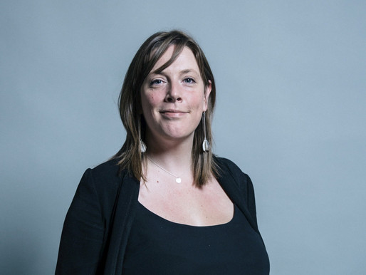 'We can disagree well': Jess Phillips on her relationship with Jacob Rees-Mogg.