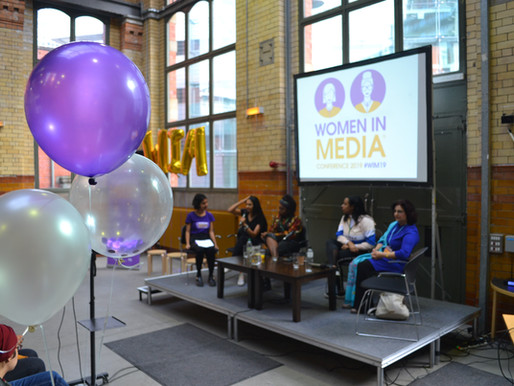 Welcome to the Women in Media Blog!