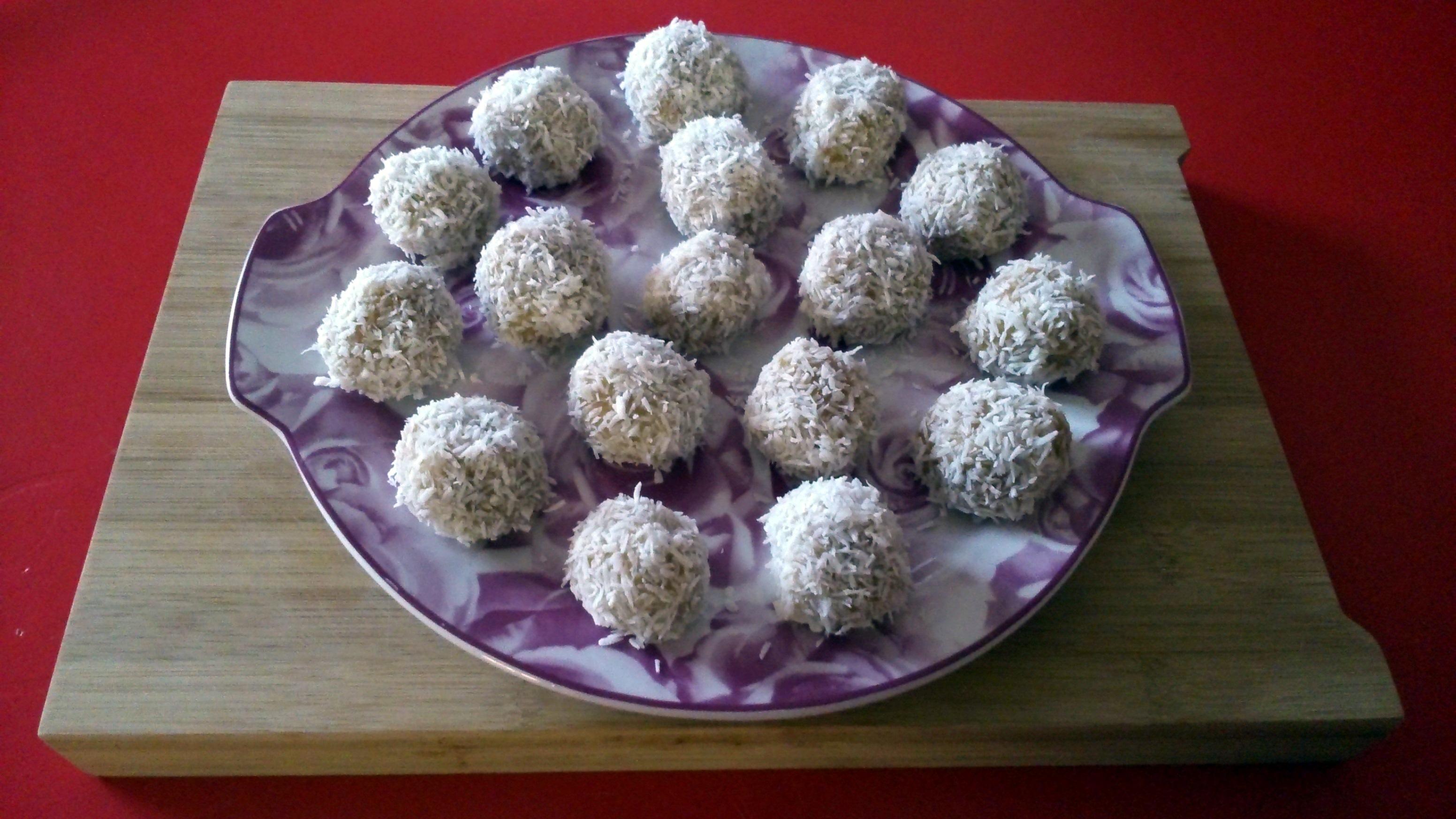 Perle coco sans gluten
