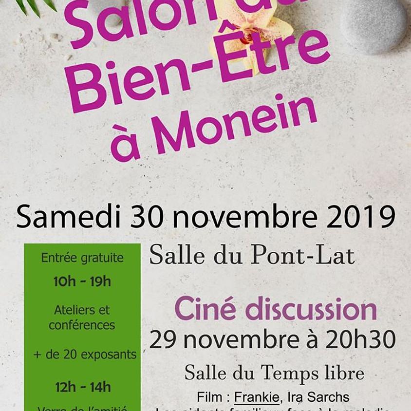 Salon du Bien-Etre à Monein (64)