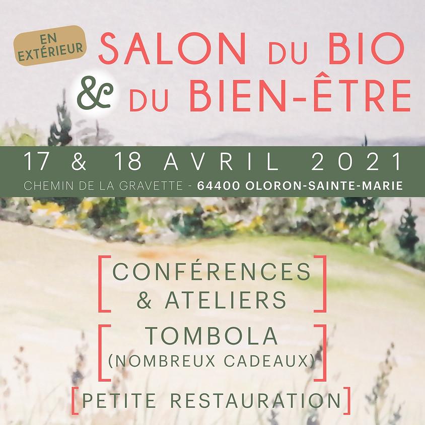 Salon du Bien-Etre à OLORON-Ste-MARIE (64)