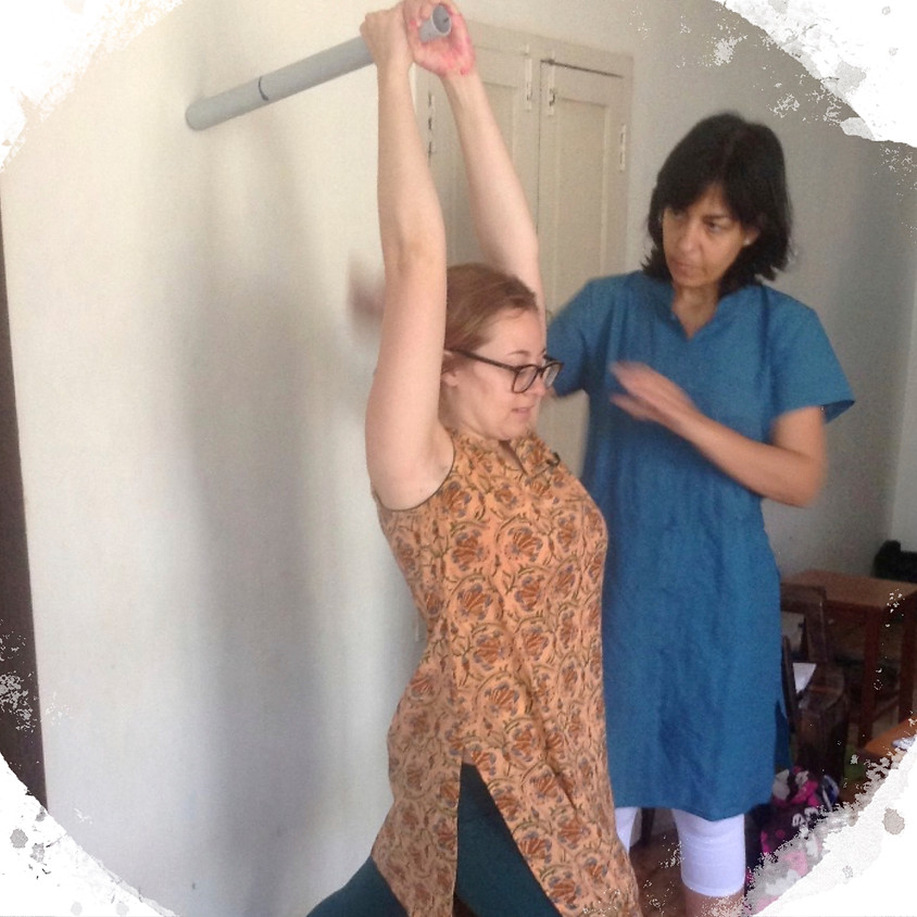 Yoga Therapy - Musculoskeletal (Spine and Joints) issues
