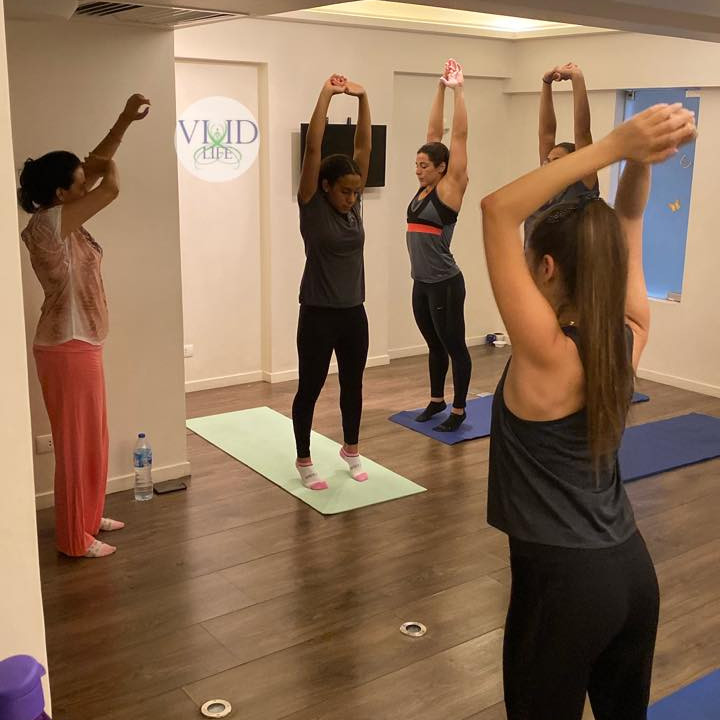 Certified Yoga Teacher Training - Specialized for Athelets