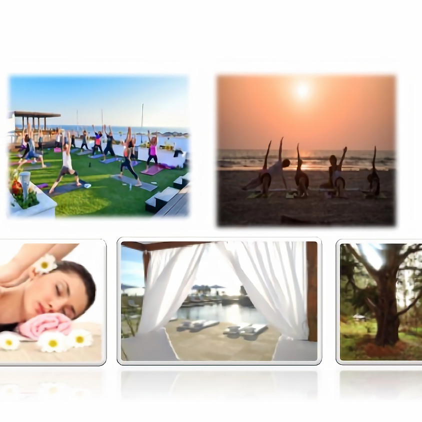 The Happy Yoga & Mindfulness Retreat   Cyprus, 4th -  8th  October 2019