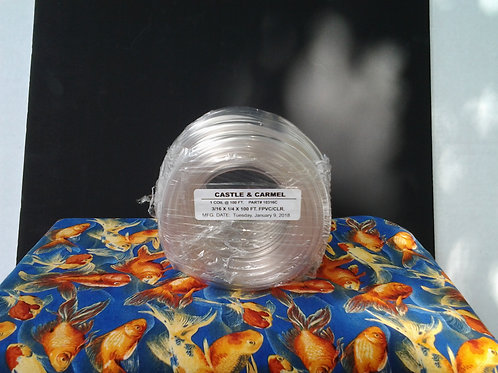"""3/16 x1/4"""" 100 FT Silicone Air LineTubing"""