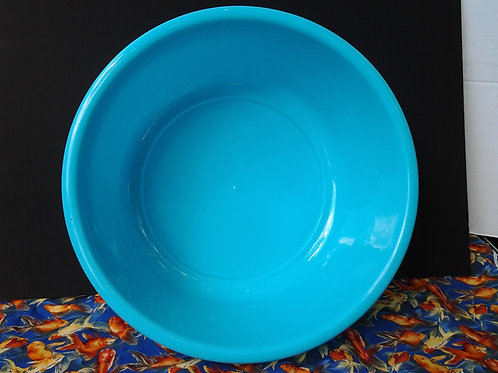 Light Blue Fish Tub