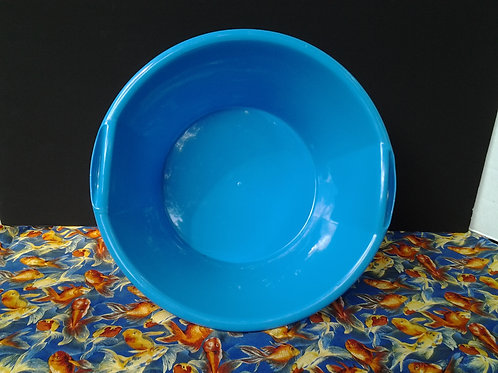 Light Blue Fish Tub