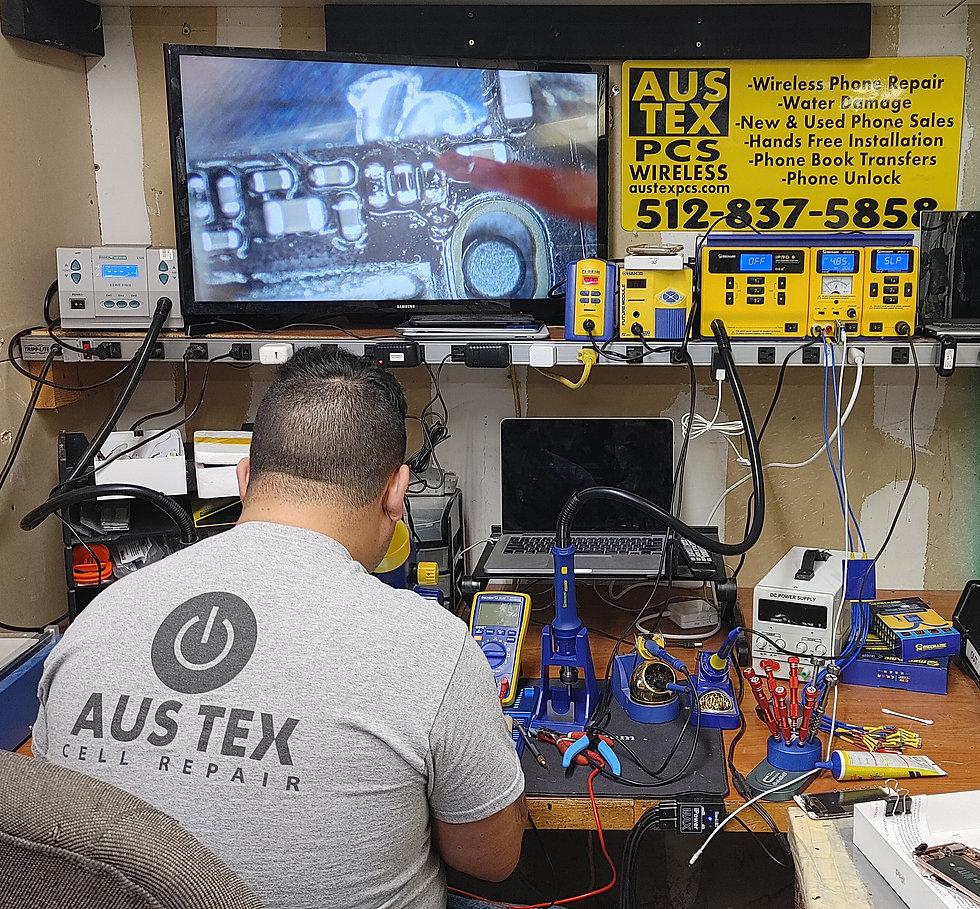 Board Level Repair | Austex PCS