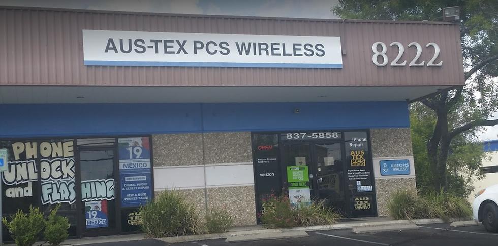 Store Front | Austex PCS