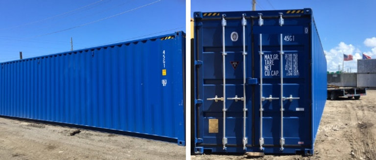 40' HC New Container
