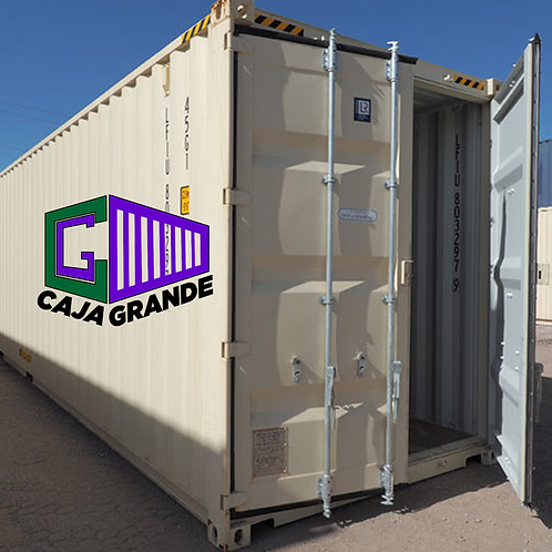 40'x9.6 HC Container NEW