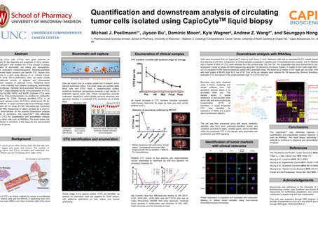 Poster presented at the American Association of Cancer Research - AACR 2019