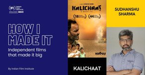 How I made it: Kalichaat (2018)