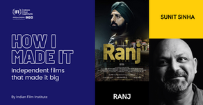 How I made it: Ranj (2020)