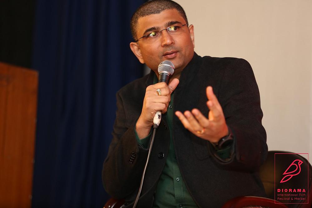 Sameer Mody, Short Film Distributor