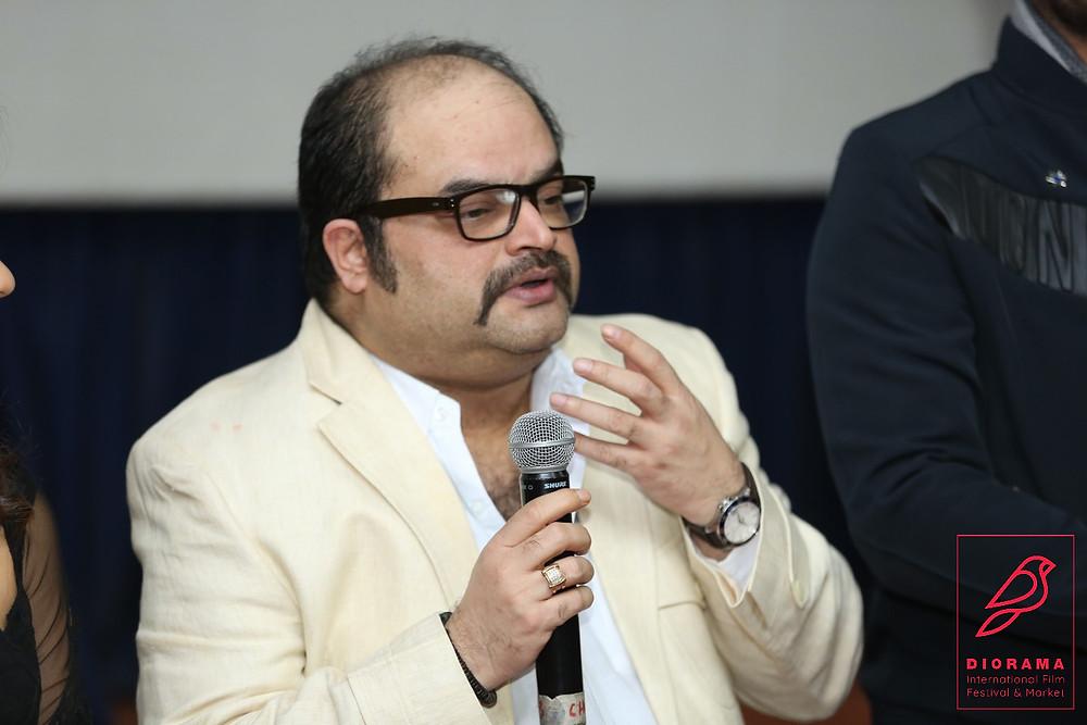 Tariq Naved Siddiqui at Diorama