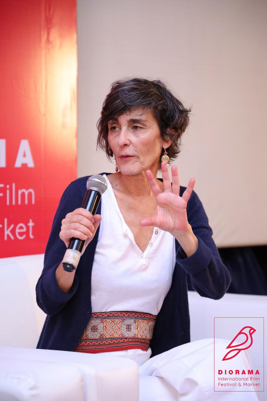 Beatriz de la Gandara, Spanish Producer