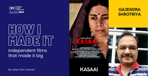 How I made it: Kasaai (2019)
