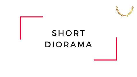 Diorama Shorts