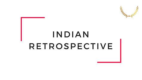 Diorama Indian Retrospective
