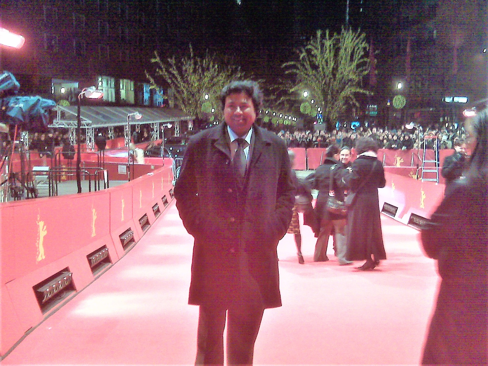 Red Carpet Berlinale