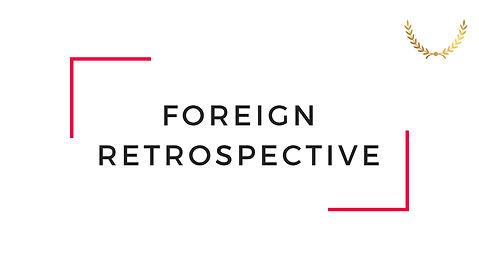 Diorama Foreign Retrospective