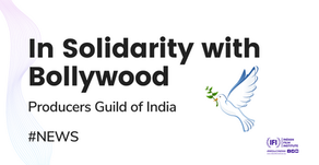 In solidarity with Bollywood: Statement from PGI