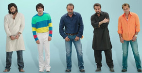 Raju makes you fall in love with Sanju : Review