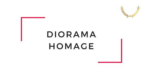 Diorama Homage