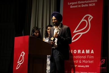 Diorama | Diorama International Film Festival & Market | India