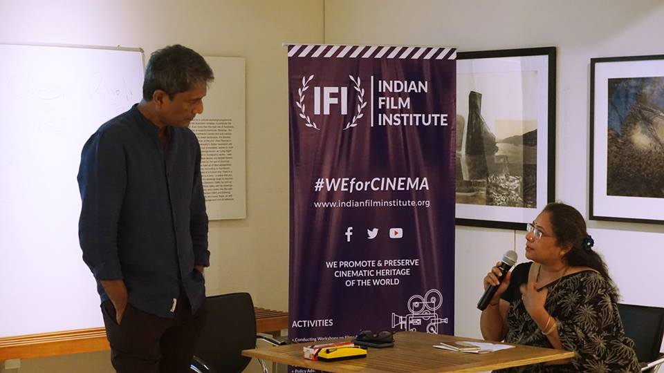 Adil Hussain indian film institute