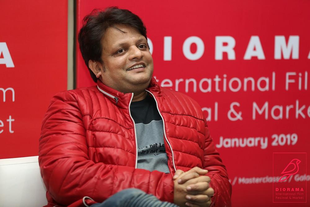 Director Nitin Chandra