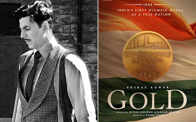 Akshay Kumar Gold 2018