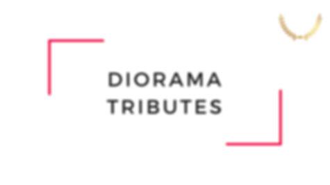 Diorama Tributes