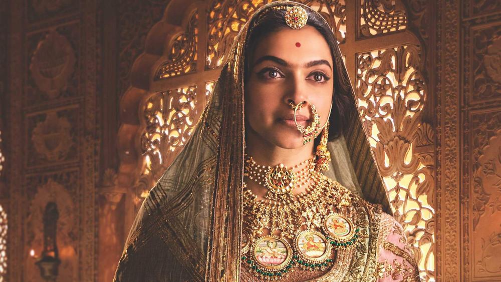 Padmaavat, Film Review, bollywood film 2018, deepika padukone, sanjay leela bhansali