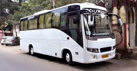 Luxury Coach on Rent
