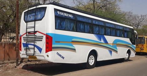 Luxury Coach / Bus on Rent