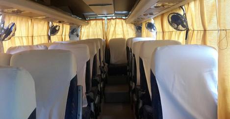 2x2 Bus Interior