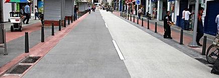 Pavimentación de vías