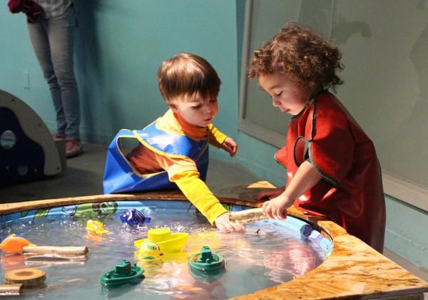 Flow Pool Prototype