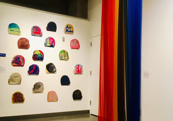 Masks and Rainbow