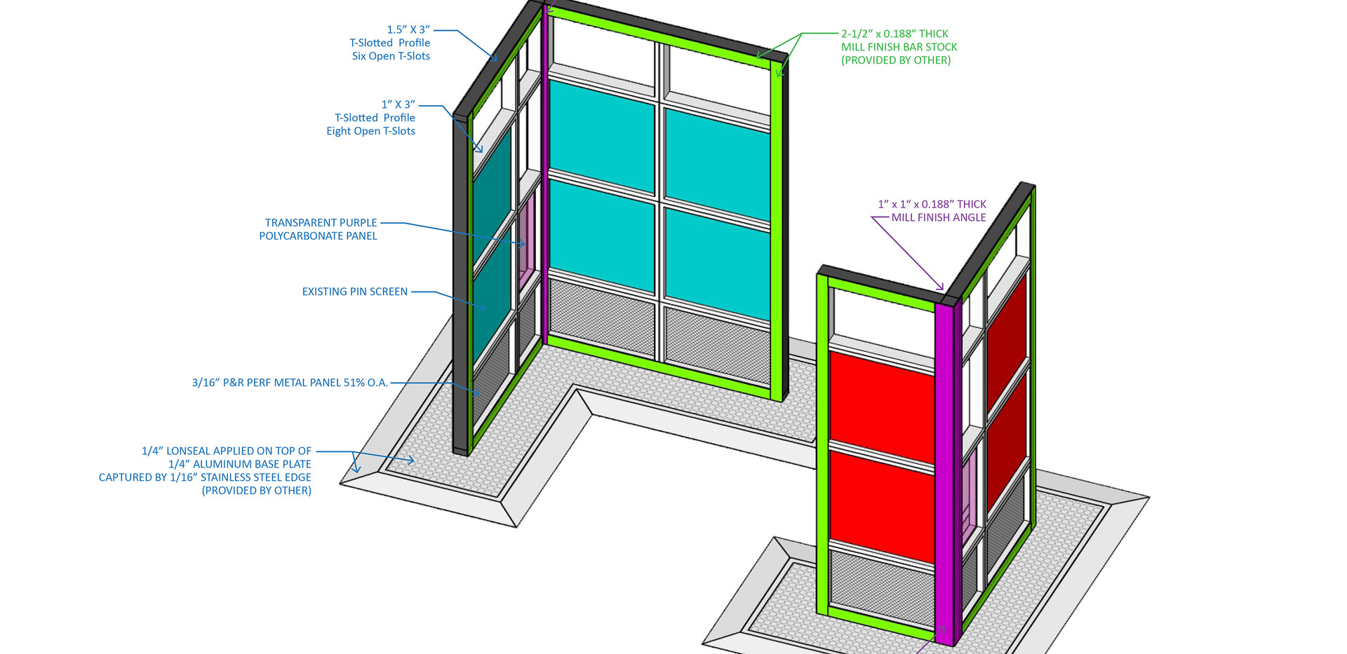 3-D Pin Screen
