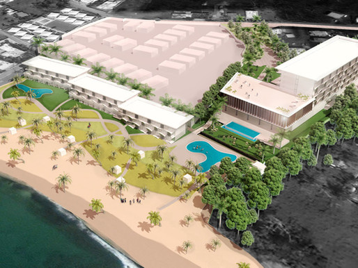 First Look at Rincón Blue Water's Hotel and Casino