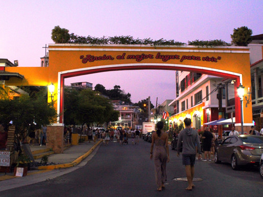 Art Walk, A Community Effort to Revitalize Rincón's Social Infrastructure