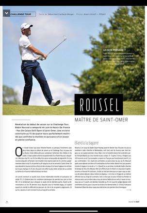 Journal du Golf (Août 2019)