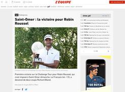 L'Équipe (06/16/2019)