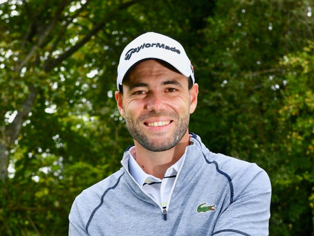 Robin Roussel signe avec TaylorMade Golf
