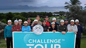 Robin Roussel finit 7ème au classement du Challenge Tour