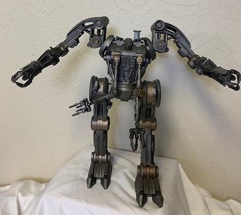 "Terminator 10"" Robot w Sounds"