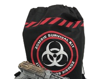 ZOMBIE BACK PACK